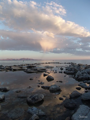 morning sunset cloud reflection water clouds sunrise utah sony greatsaltlake saltair mikechristensen spoiler3