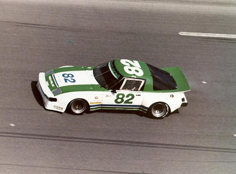 Trinity Racing Mazda RX-7 at Daytona 1980 | The John Casey