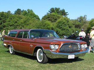 1960 Chrysker New Yprker Station Wagon | by Jack Snell - Thanks for over 26 Million Views