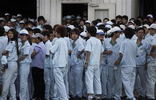 2010 Chinese labour unrest