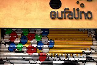 NosE Restaurante Bufalino calle de la Puebla 29315