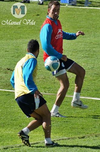 DSC00043 Entrenamiento del Puebla FC de cara al torneo SuperLiga por LAE Manuel Vela