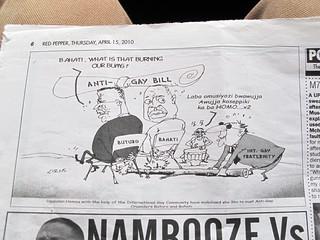 Anti-Gay Bill | by Todd Huffman