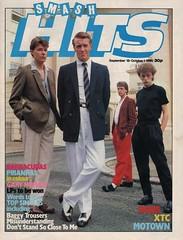 Smash Hits, September 18, 1980