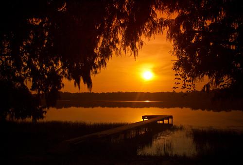 sunrise florida deland pancakelens volusiacounty 17mm28 olympusep1 lakewinnemisett