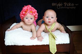 Babies G & B - 2   by RebeccaVC1