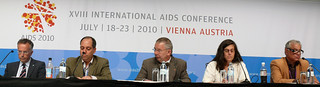 AIDS 2010 UNODC Press Conference: Detention centres for drug users