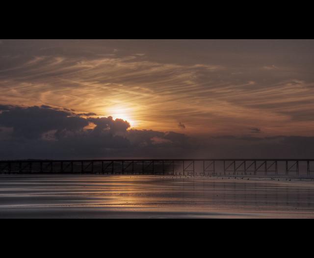 145/365 [sunset over Steetley]