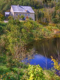 Rémy Water Mill - Moulin de la Rémy   by haban hero