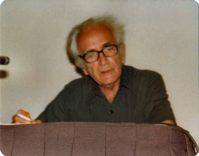 HPL Panel_IA13 - Fritz Leiber, Jr - Sunday, 3-Sep-1978
