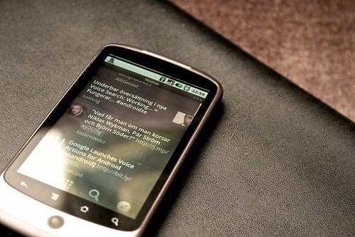 TweetDeck for Android   by Johan Larsson