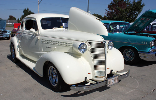 1938 Chevrolet Master Deluxe Business Coupe Street Rod (2 of 8) | by myoldpostcards