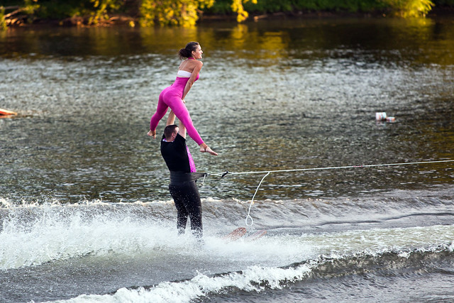 U.S. Water Ski Show Team - Scotia, NY - 10, Aug - 36