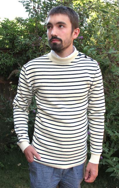 Saint James Wool Matelot Sweater