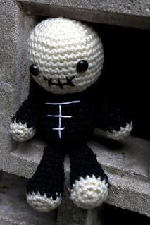 Halloween Skeleton Crochet Patterns! | Sammy, Häkelanleitung ... | 319x213