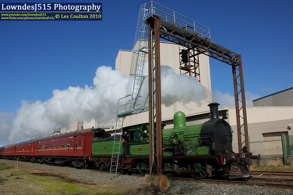 Y112 at Ballarat North by LowndesJ515