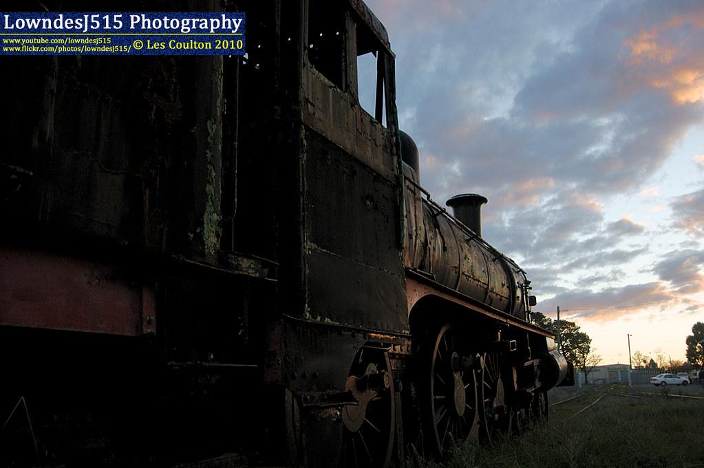 D3 638 at Ballarat East by LowndesJ515