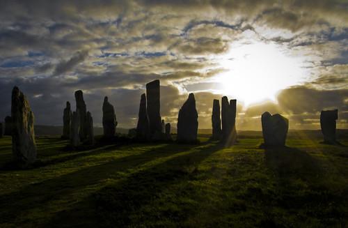 callanish stones | by clnmac