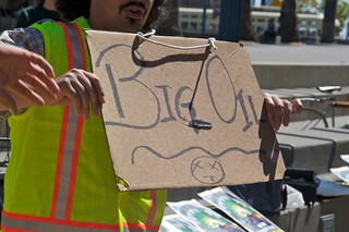 Make Big Oil Pay march to Chevron, EPA & BP 21