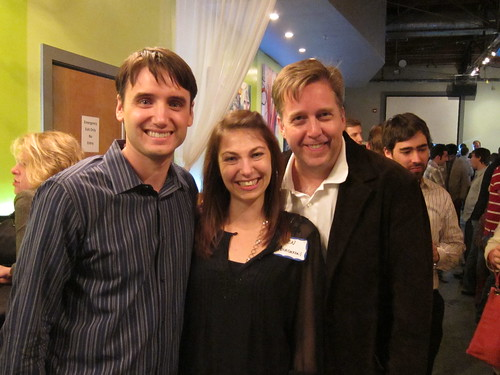 Me and 2 techsters | by @jbtaylor