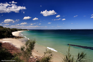 Nelsons Beach, Huskisson, NSW, Australia | by Black Diamond Images