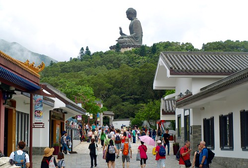 Ngong Ping Village | by lepotev