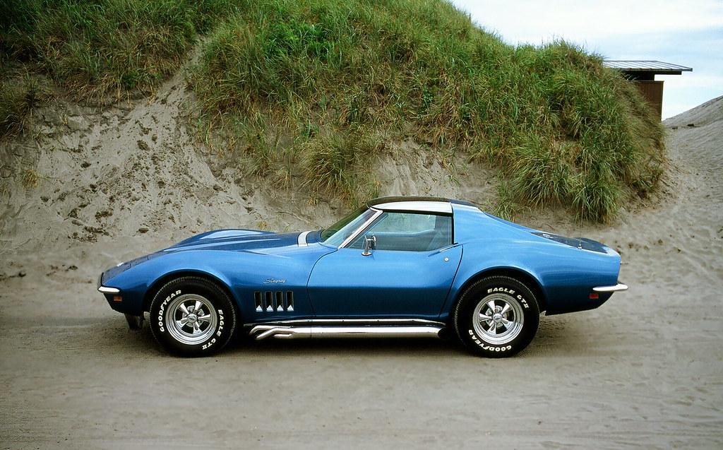 1969 Chevrolet Corvette Stingray Ix There Are Very Few C