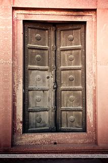 Old Door at Badshahi Masjid | by Syed Sibt-e-Hassan