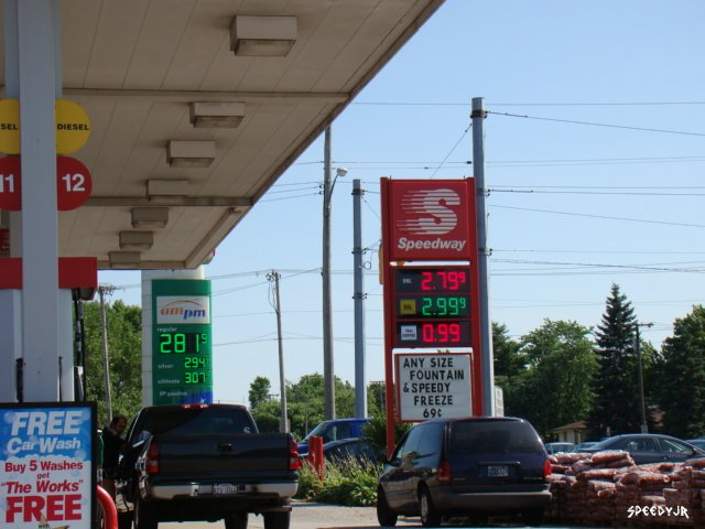Speedway Gas Prices Near Me >> Gas Prices Griffith Indiana Jun 24 2010 Griffith Indiana