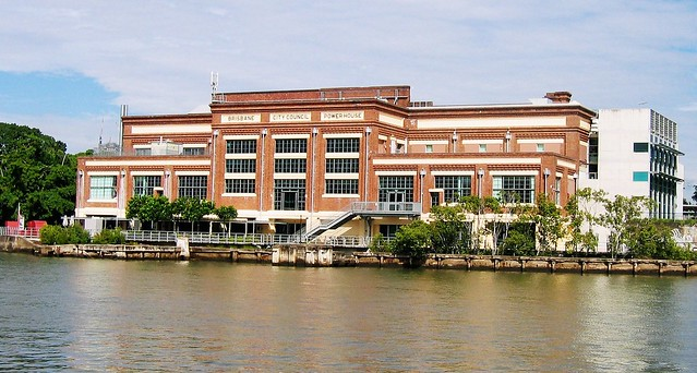 12 - Brisbane Powerhouse