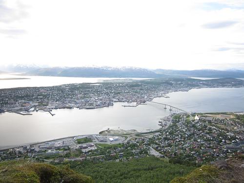 Tromsø panorama 3 | by Signe Karin