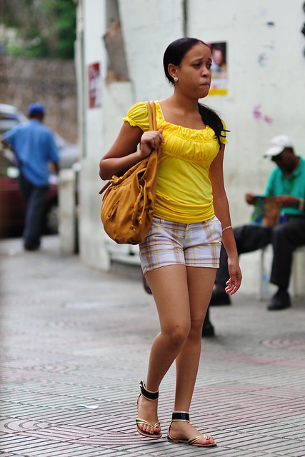 Street Fashion Yellow T-Shirt