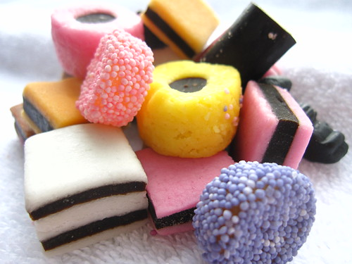Licorice Allsorts | by Kate C Hopkins