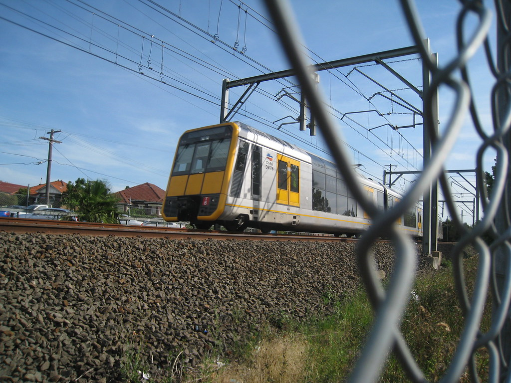 Southbound T III by sydnytrainspotter