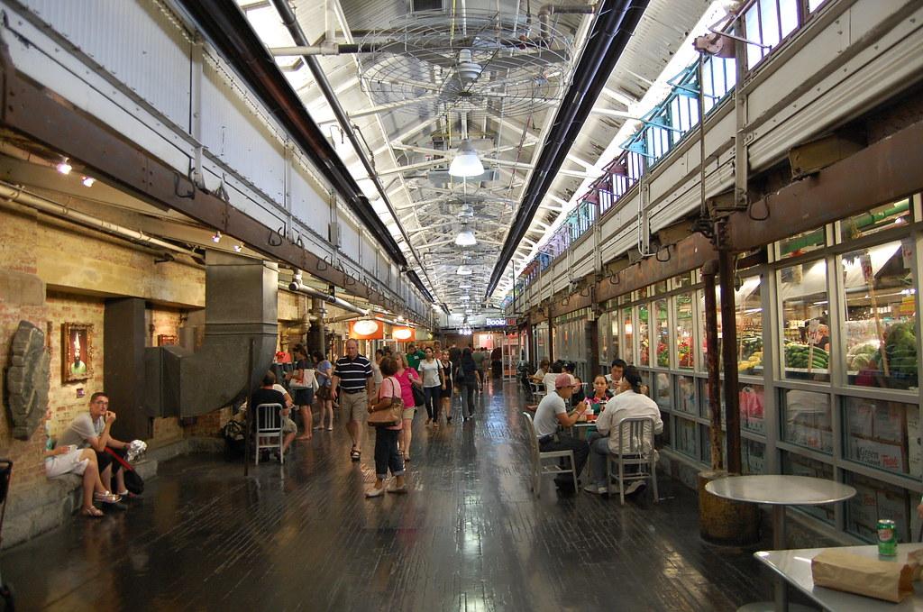 Chelsea Market New York Yusuke Kawasaki Flickr