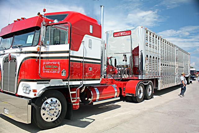 Walcott Trucker Jamboree