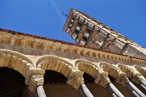 Iglesia de San Sebastian   by katiebordner