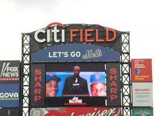 Darryl Strawberry's Mets Hall of Fame Speech | by slgckgc
