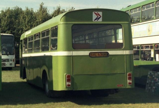 1045, SVL 830R, Bristol LH (2), ECW Body, 1977 (t.2007)