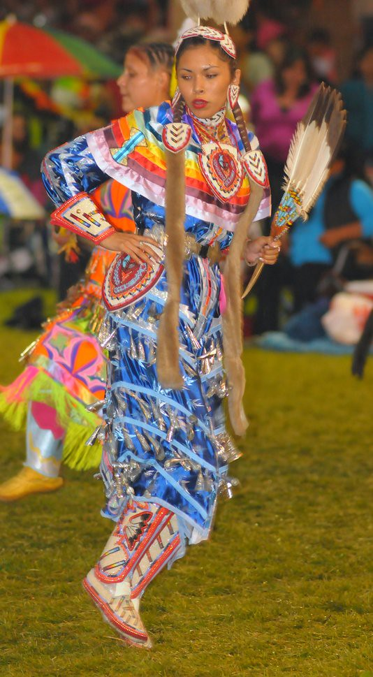 Image result for images of jingle dress powwow