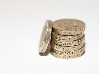 Pound Coins | by wwarby