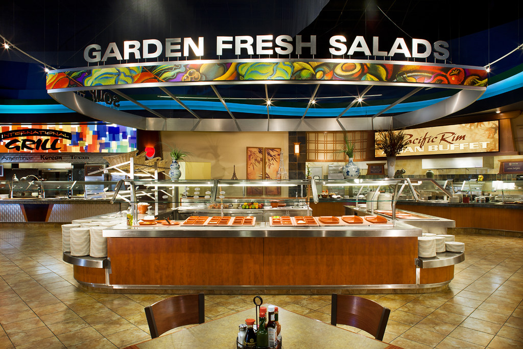 Salad Bar Casino Design Casino Buffet Buffet D 233 Cor D
