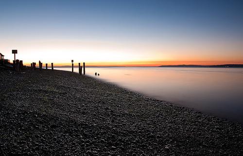 beach water rock washington shiny rocky shore pugetsound hansville pointnopoint glittering