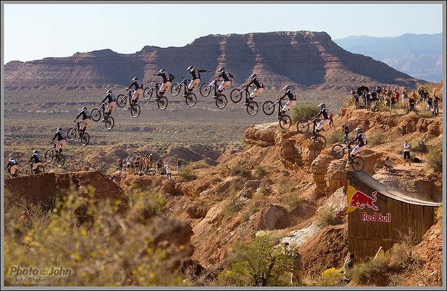 Vanderham Canyon Gap - Red Bull Rampage 2008