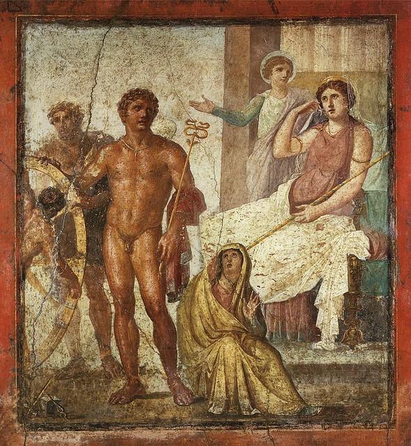 +0050 Ixión, Hermes y Hera