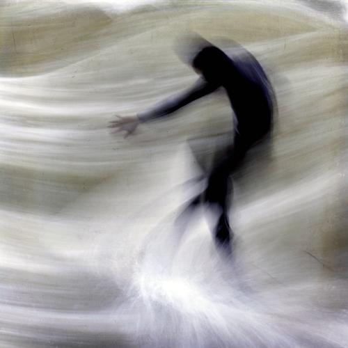 Modern wave dance