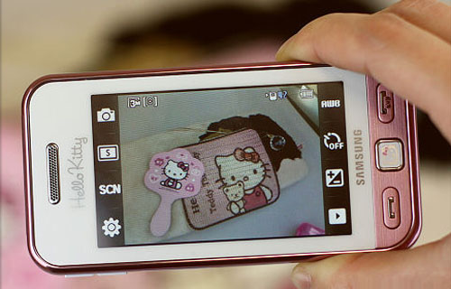 a8436ca3f Samsung S5230 Star Smartphone Hello Kitty Edition | Hang xac… | Flickr