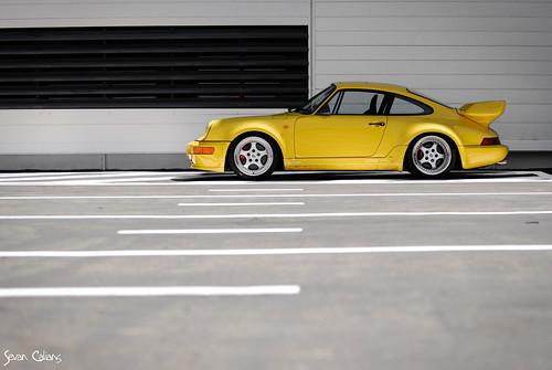 Porsche 964 Turbo - RSR look ~EXPLORE~ | by calians.sevan