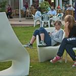 A novel chair from Inhouse |