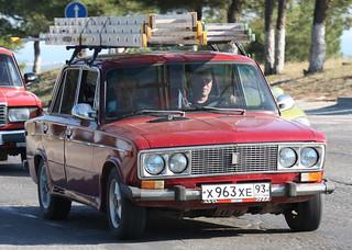 """VAZ-2106 """"Shestyorka"""""""